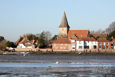 Photograph - Bosham West Sussex by Terri Waters