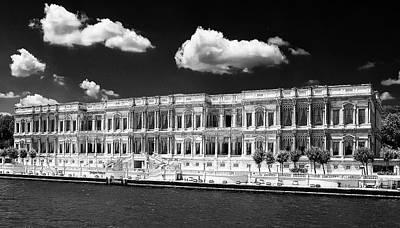 Bosphorous Photograph - Bosphorous Palace by David Resnikoff