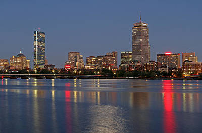 Charles River Photograph - Boston 2024 by Juergen Roth