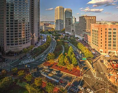 Photograph - Boston 250 by Jeff Stallard