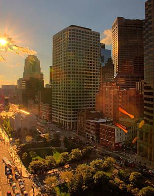 Photograph - Boston 253 by Jeff Stallard