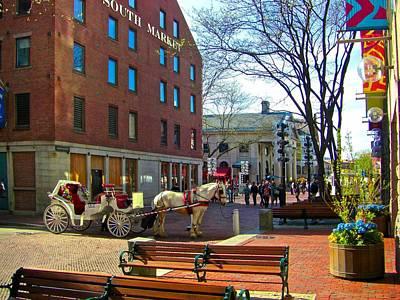Photograph - Boston 4 by Ricardo J Ruiz de Porras