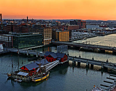 Photograph - Boston 4006 by Jeff Stallard