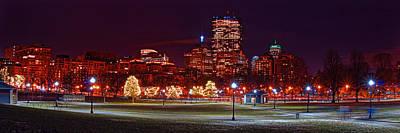 Photograph - Boston 4023 by Jeff Stallard