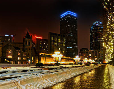 Photograph - Boston 4025 by Jeff Stallard