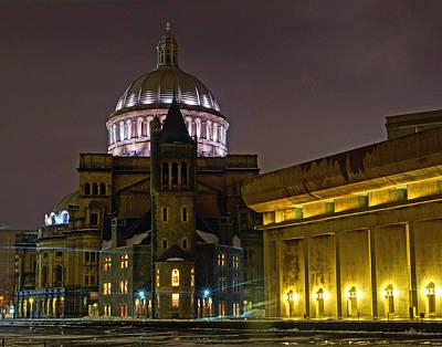 Photograph - Boston 4027 by Jeff Stallard
