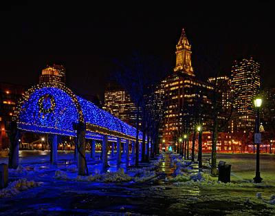 Photograph - Boston 4029 by Jeff Stallard