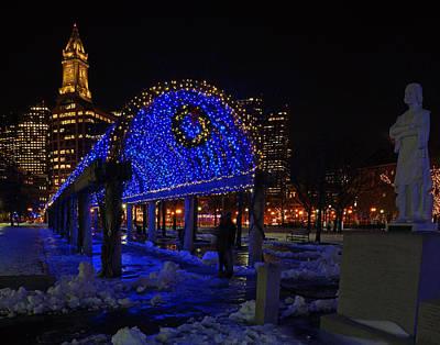 Photograph - Boston 4030 by Jeff Stallard