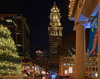 Photograph - Boston 4032 by Jeff Stallard