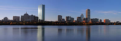 Photograph - Boston At Large by Juergen Roth