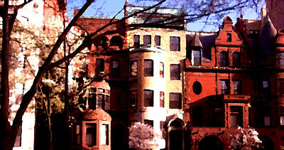 Buy Photograph - Boston Colors Two by Marcello Cicchini