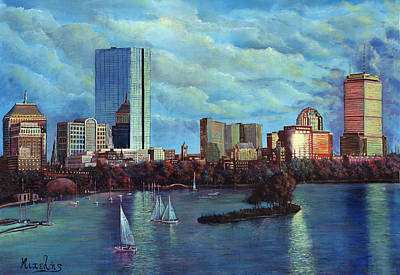 Boston Original by Dimitrios Michelis