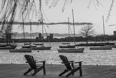 Photograph - Boston Dock by John McGraw