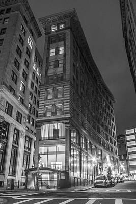 Photograph - Boston Downtown  by John McGraw
