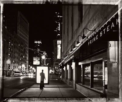 Photograph - Boston Glow Baril by Frank Winters