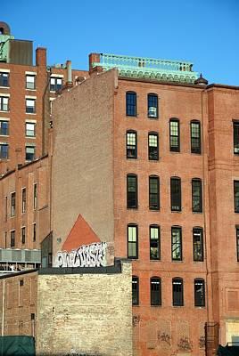 Photograph - Boston Graffiti by Steven Richman