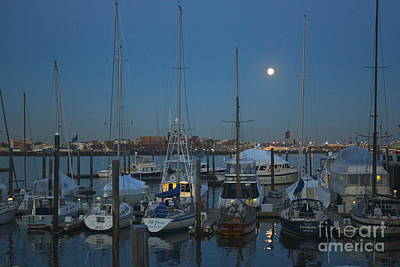 Photograph - Boston Harbor by Amazing Jules