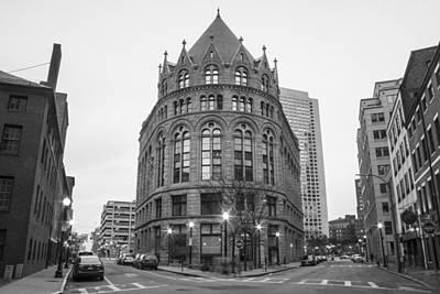 Owls - Boston intersection  by John McGraw