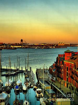 Photograph - Boston by Jeff Breiman