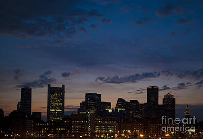 Photograph - Boston by Jim West