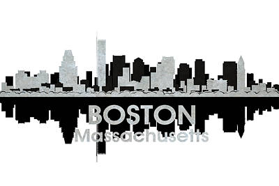 Boston Ma 4 Art Print
