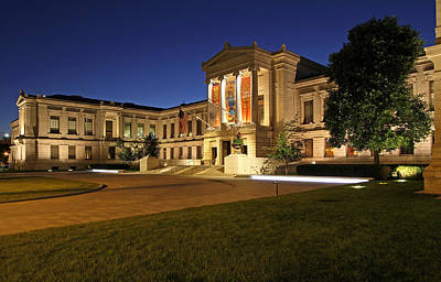 Mfa Photograph - Boston Museum Of Fine Arts by Juergen Roth