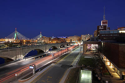 Charles River Photograph - Boston Museum Of Science by Juergen Roth