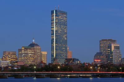 Charles River Photograph - Boston Plywood Palace by Juergen Roth