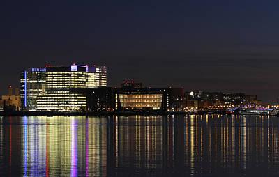 Music Figurative Potraits - Boston Seaport District by Juergen Roth