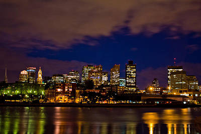 Photograph - Boston Skyline  by John McGraw