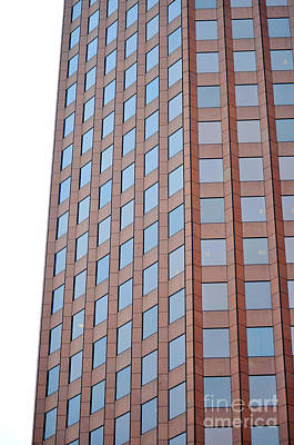 Photograph - Boston Skyscraper  by Staci Bigelow