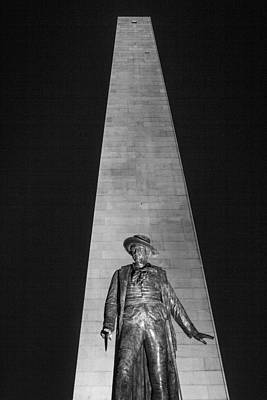 Photograph - Boston Bunker Hill  by John McGraw