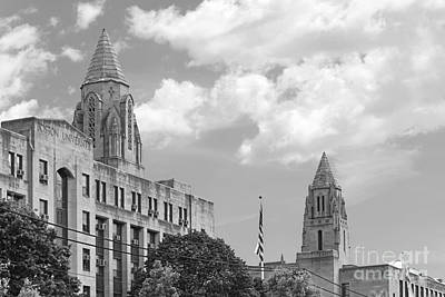 Special Occasion Photograph - Boston University Towers by University Icons