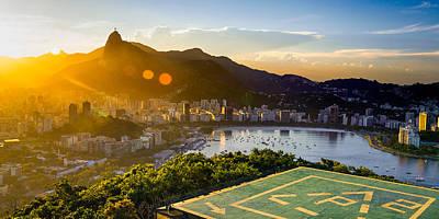Photograph - Botafogo Neighborhood by Celso Diniz