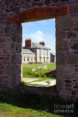 Miles Davis - Botallack Count House Cornwall by Terri Waters