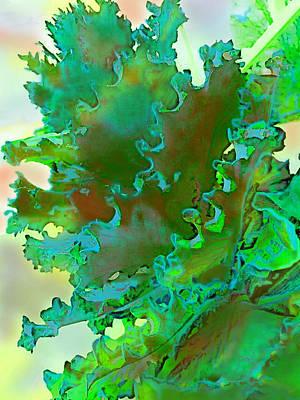 Botanica Fantastica 3 Art Print by ARTography by Pamela Smale Williams