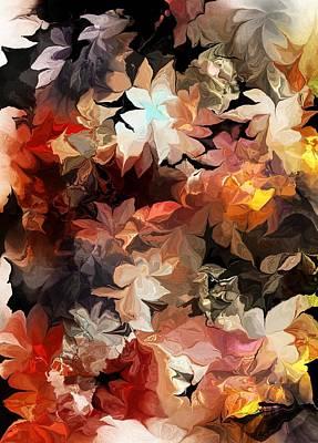 Digital Art - Botanical Fantasy 061713 by David Lane