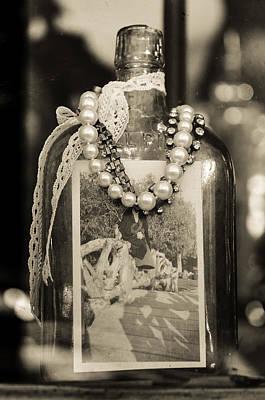 Bottle Art Print