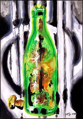 Bottle Original by Daniel Janda