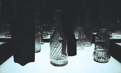 Bottled Composition  Art Print