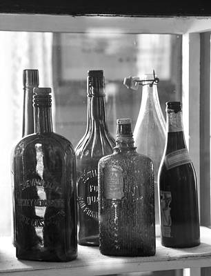 Bottles Of Bodie Art Print