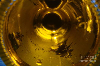 Cherry Coke Photograph - Bottoms Up 3 by Jacqueline Athmann