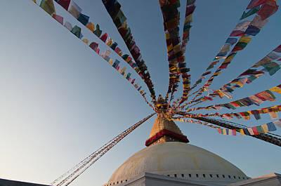 Boudhanath Stupa Original
