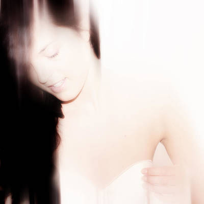 Impressionism Photos - Boudoir Photography. Impressionism. Exclusively For Faa by Jenny Rainbow
