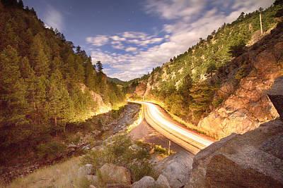 Boulder Canyon Dreamin Art Print by James BO  Insogna
