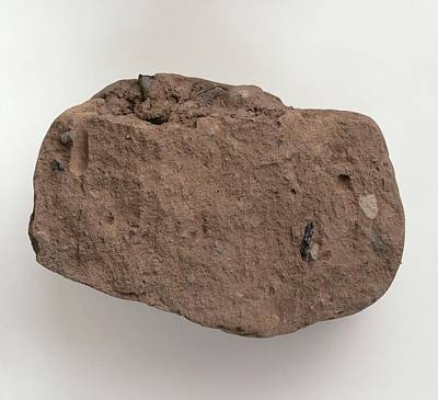 Single Object Photograph - Boulder Clay by Dorling Kindersley/uig