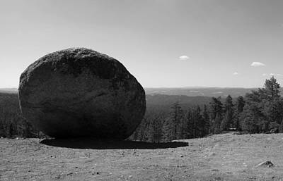 Photograph - Boulder View by Daniel Schubarth