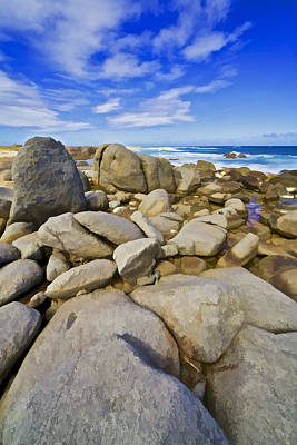 Photograph - Boulders Of Aruba Vi by David Letts