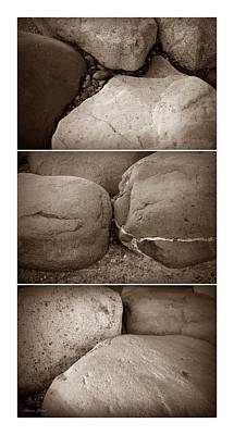 Photograph - Boulders by Patricia Strand