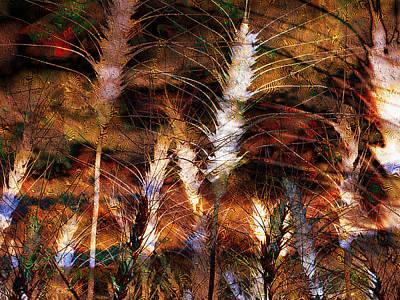Digital Art - Bountiful Harvest 2 by Kiki Art